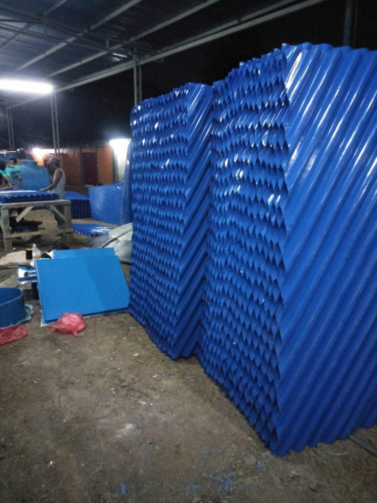 distributor PVC Tube Settler